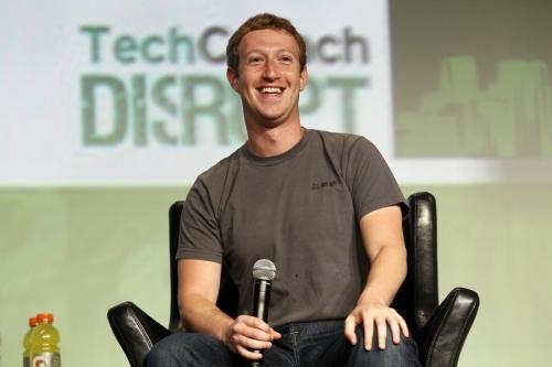 Основатель Facebook Марк Цукерберг © Beck Diefenbach/Reuters