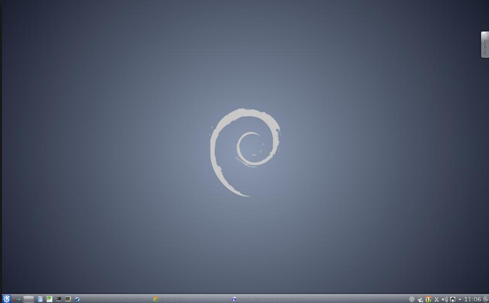 Unix - ставим, настраиваем, пользуемся: Debian 7 «Wheezy»
