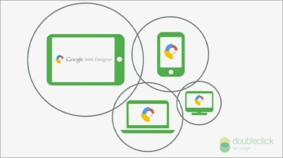 Интересное из сети: Google анонсировал сервис Web Designer, улучшающий и дополняющий функционал DoubleClick