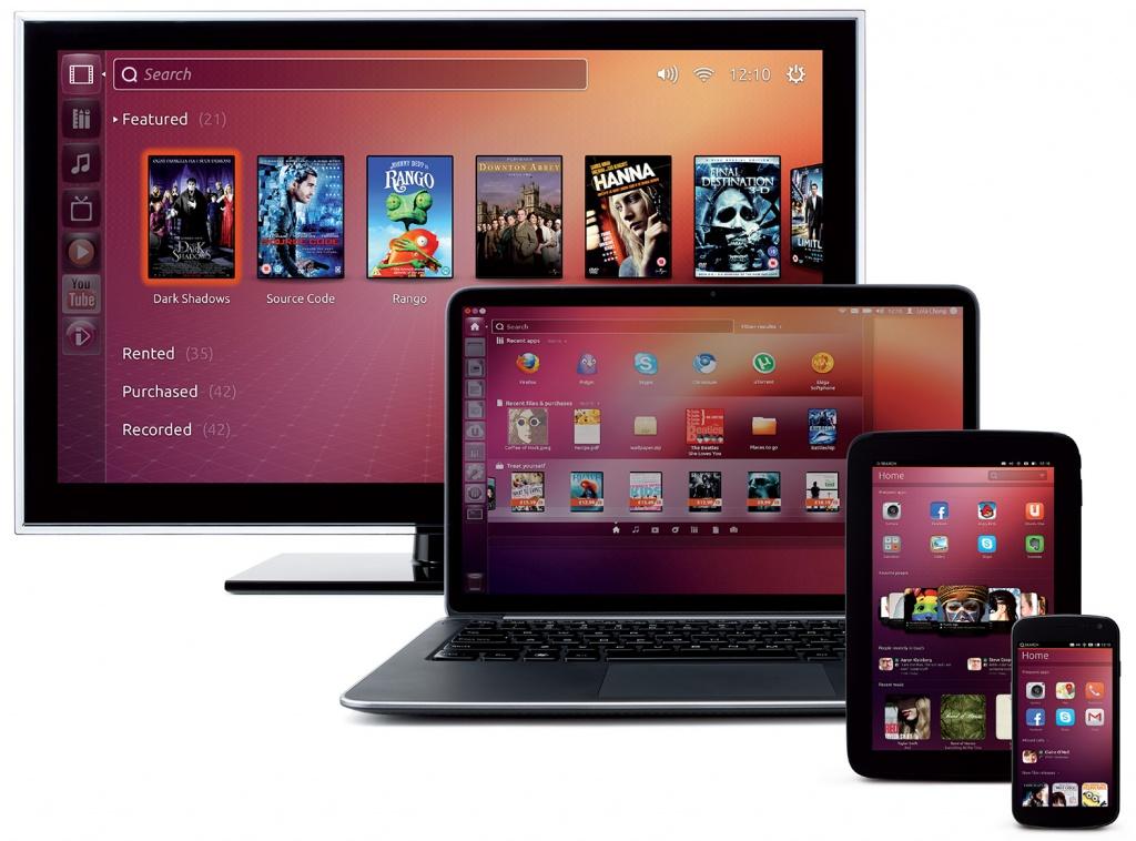 Unix - ставим, настраиваем, пользуемся: http://itfollow.ru/wp-content/uploads/2013/04/ubuntu-tv-pc-smartphone-tablet.jpg
