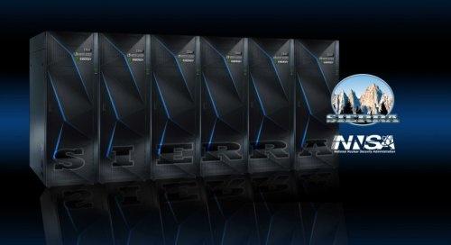 IBM и NVIDIA приступают к созданию двух суперкомпьютеров, которые станут рекордсменами мирового уровня
