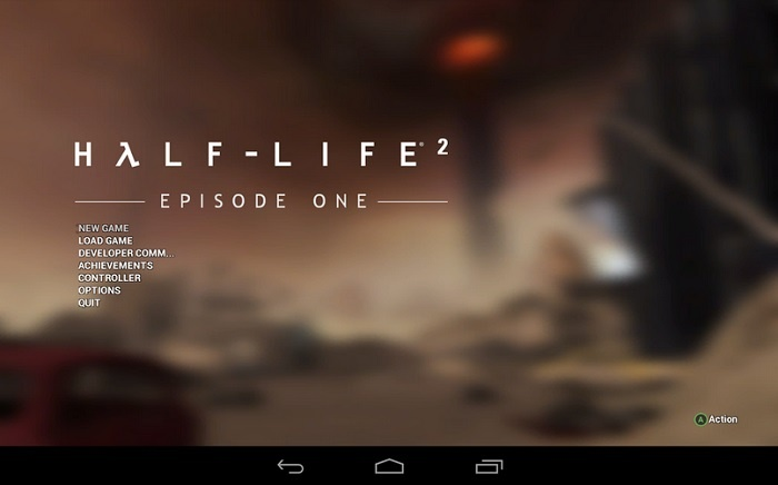 Half-Life 2: Episode One на Android