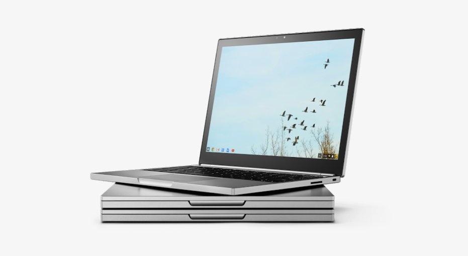 Новый Chromebook Pixel: быстрая зарядка, алюминиевый корпус, два порта USB Type-C