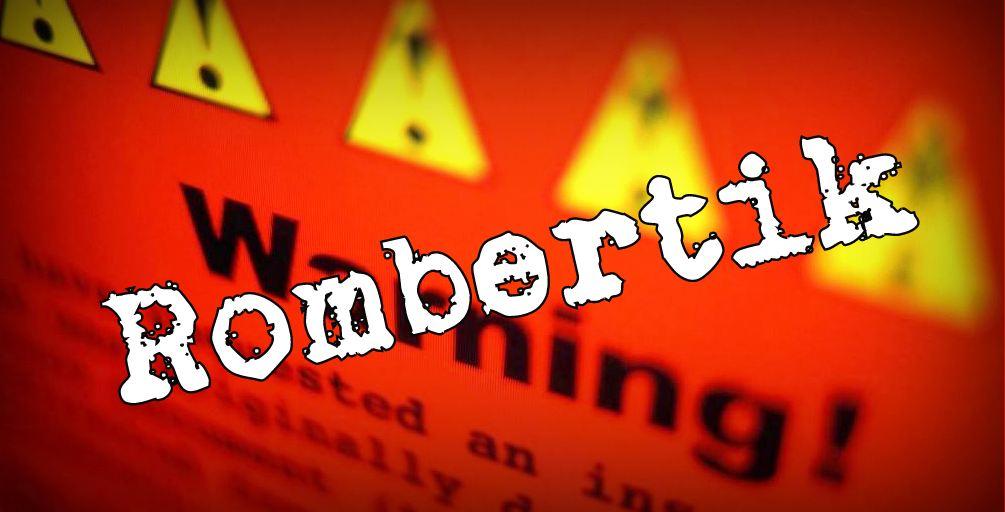 Новый вирус Rombertik